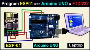 Read more about the article ESP8266 programming with Arduino UNO