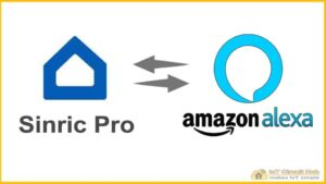 Sinric Pro Alexa Home Automation