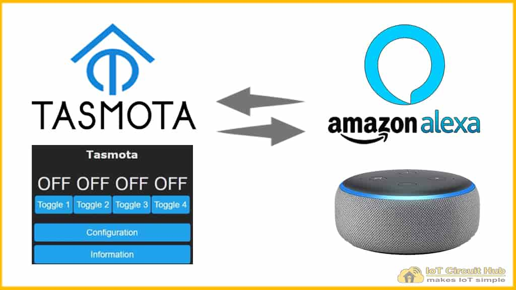 Read more about the article Tasmota Alexa integration guide