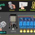 Home Automation using IoT with Blynk ESP32 and sensors